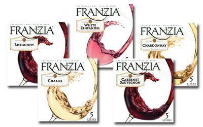 FRANZIA WINE - Your Choice