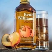 EVAN WILLIAMS PEACH WHISKEY
